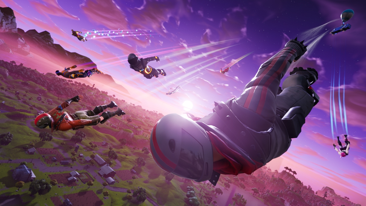 Fortnite is Getting A Competitive Mode