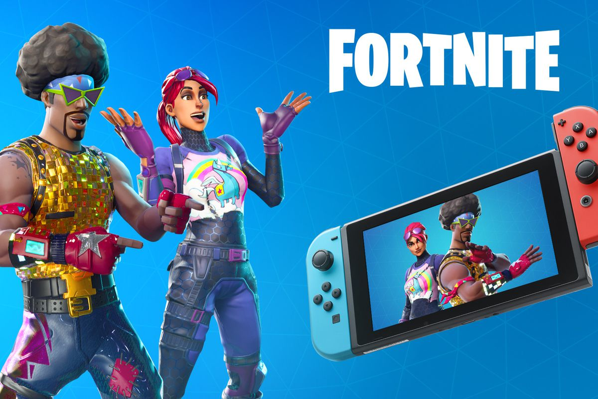 Fortnite Cross-Play Comes to PS4 Today
