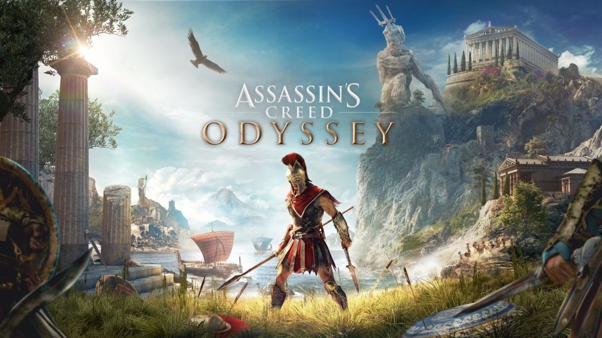 Assassin's Creed Odyssey Cloud Version is Coming to Nintendo Switch