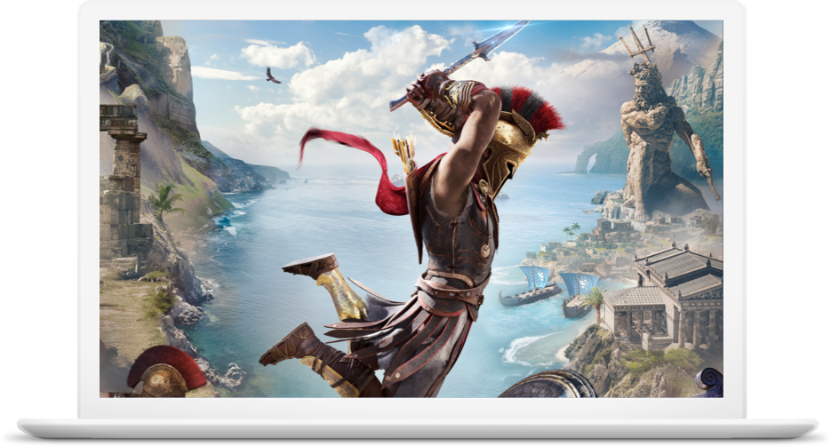 Assassin's Creed Odyssey Coming to Chrome (Yes,Chrome)
