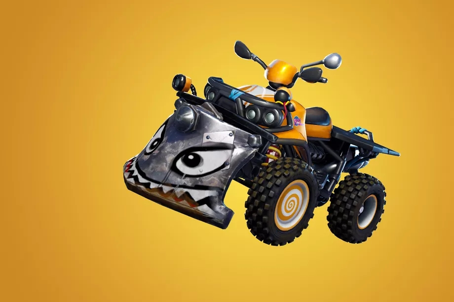 Fortnite Adds Tournaments and a New Vehicle