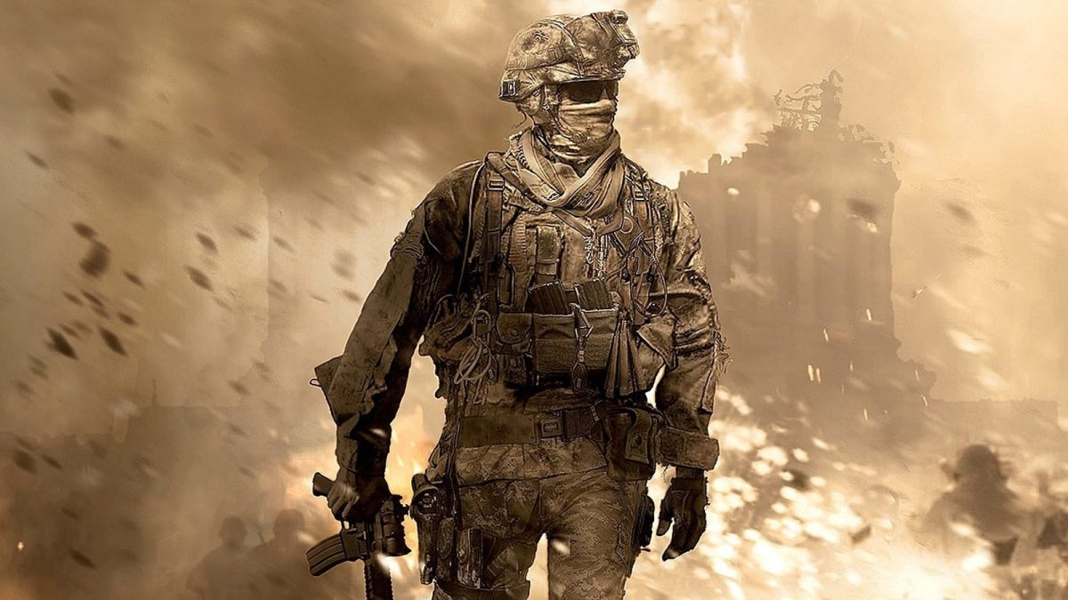 Call of Duty: Modern Warfare 2 Campaign Remastered Rated in Europe