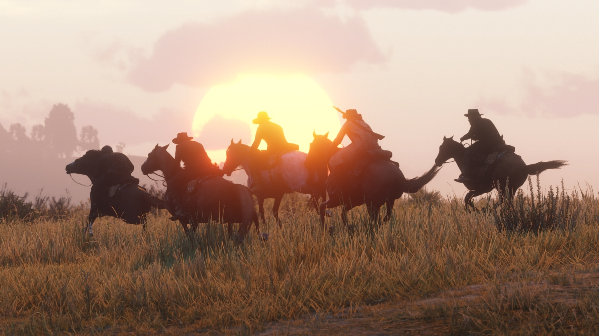 Red Dead Online Update Adds New Weapons, New Microtransactions