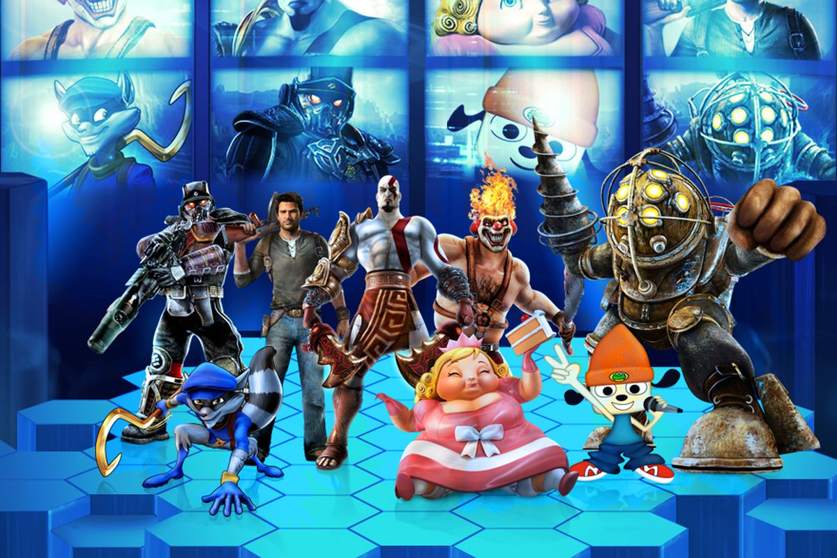 PlayStation All-Stars 2 Coming inDreams
