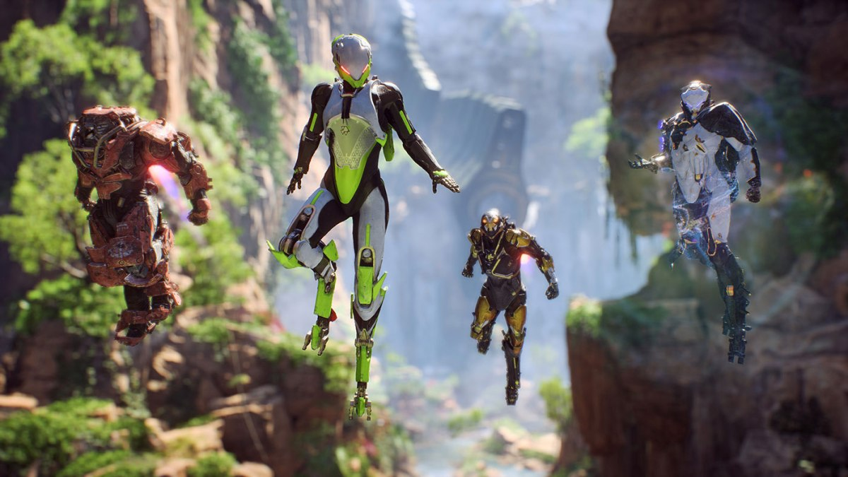 Anthem's Demo Was Weak But Promising