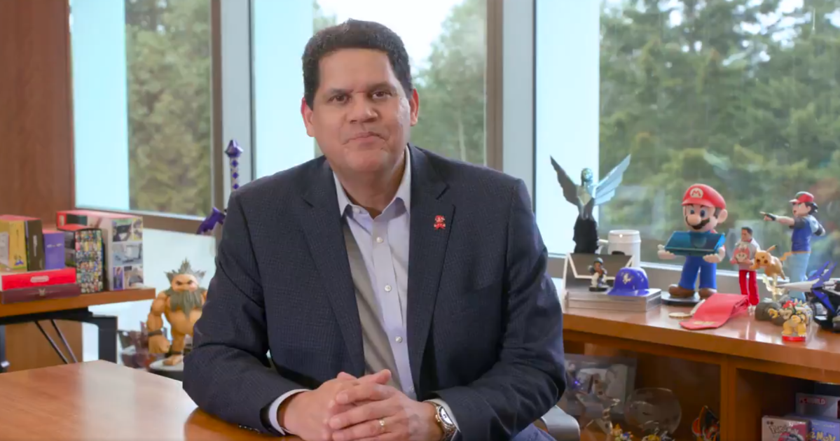 Nintendo of America President Reggie Fils-Aime Retiring, to be Replaced byBowser