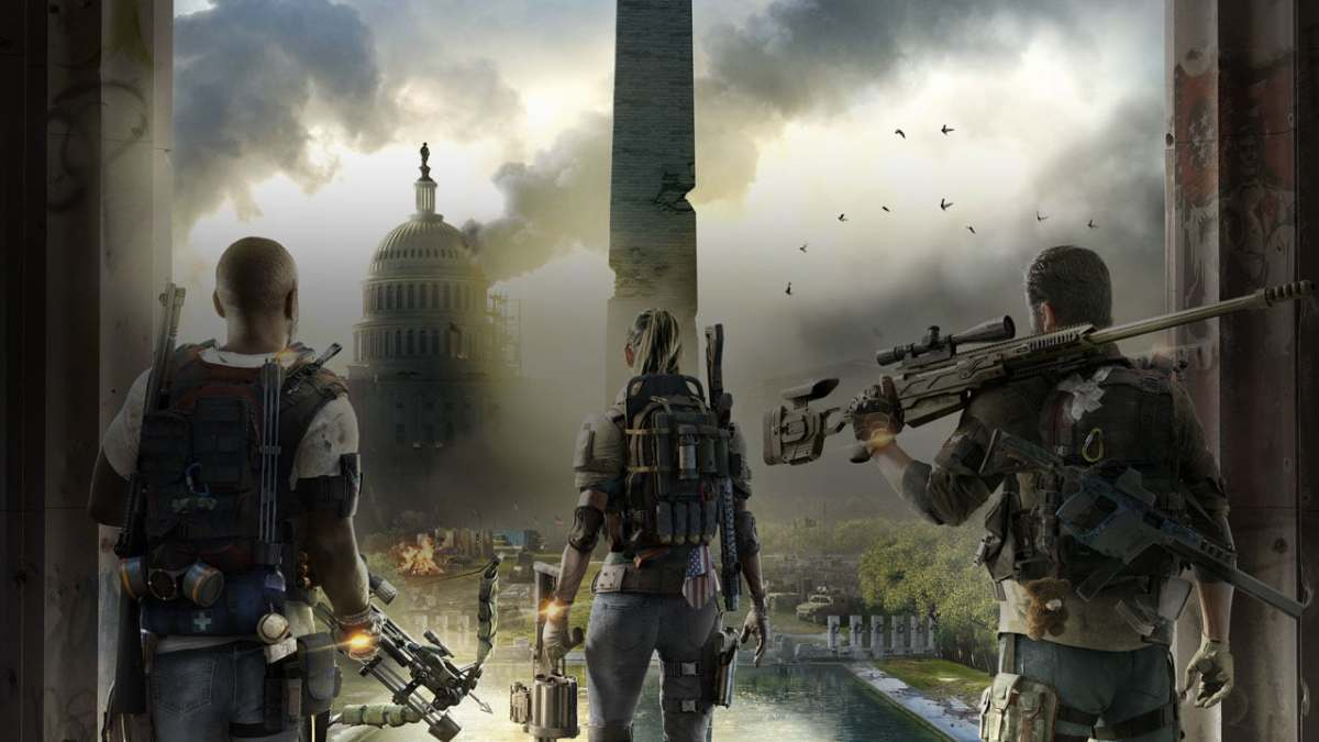"Ubisoft Apologizes After Promising a ""Real Government Shutdown"" in Division 2 Beta"