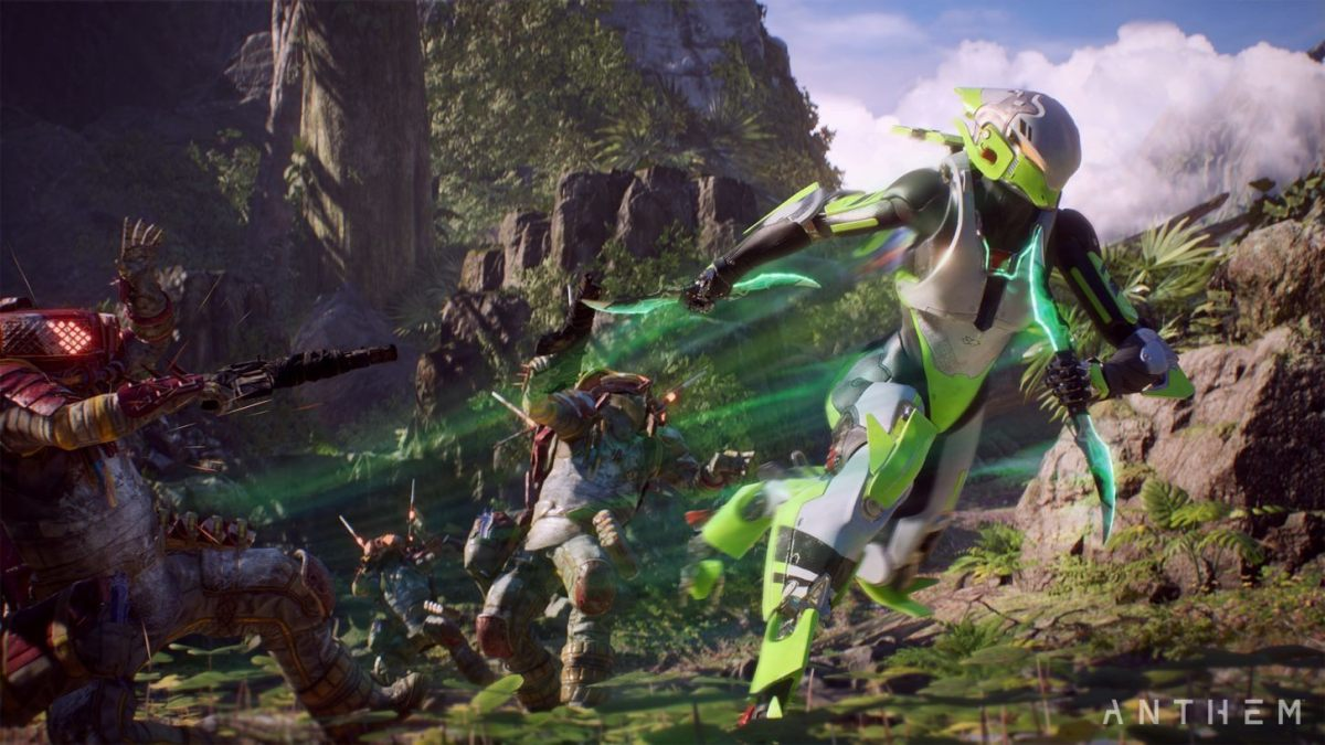 Anthem Players Are Boycotting the Game to Protest Loot Changes