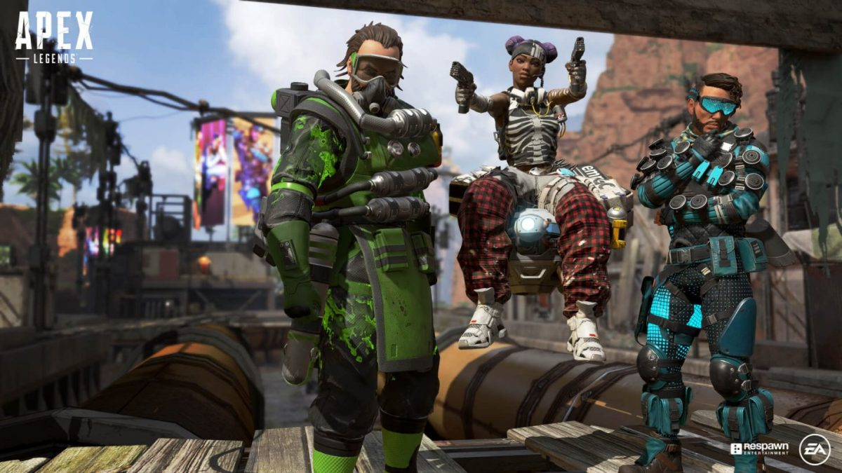 Apex Legends Was Leaked a Year Ago, Dismissed as Fake