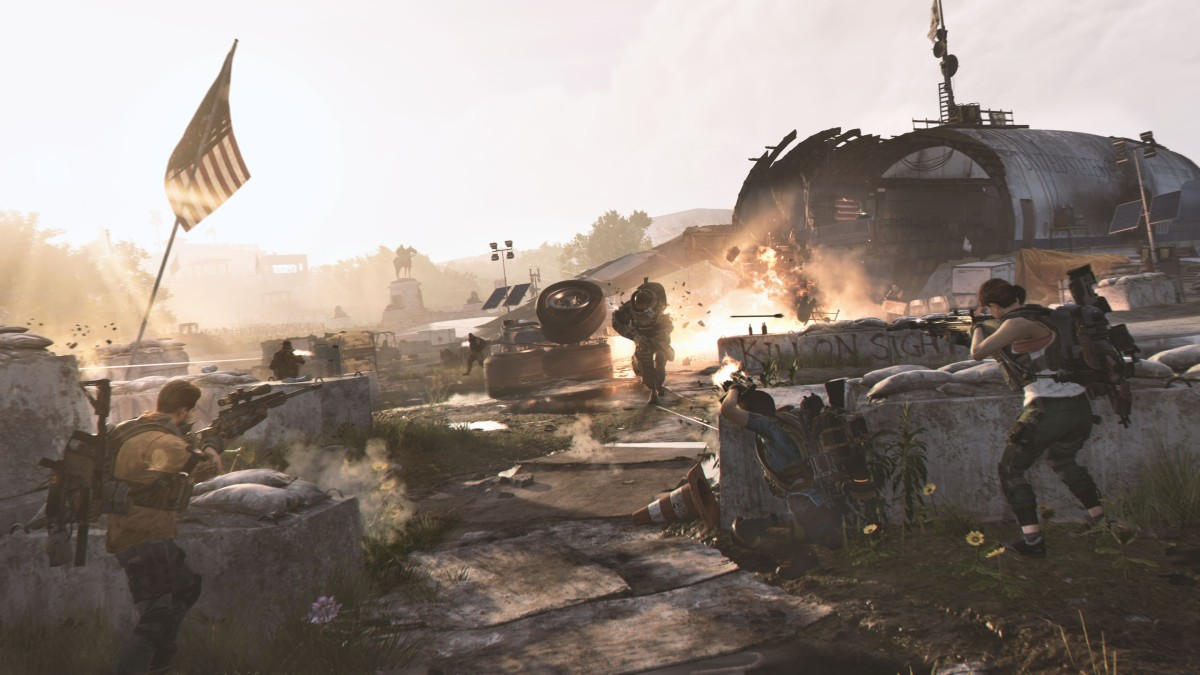 Five Division 2 Tips to Help You Get Started