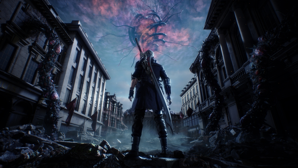 The Problem with Devil May Cry 5